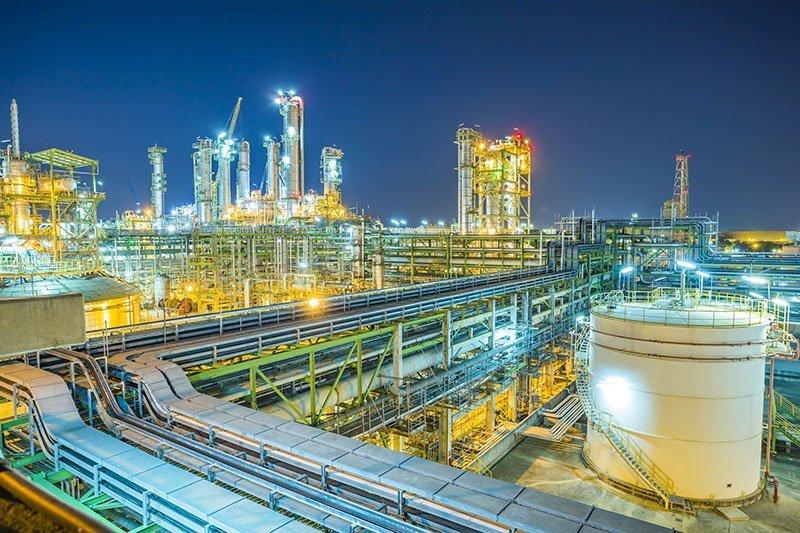 SABIC / Saudi Aramco Crude Oil-To-Chemicals (COTC) Complex - GPCA
